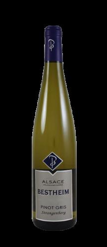 Pinot gris lieu-dit Strangeberg 2015